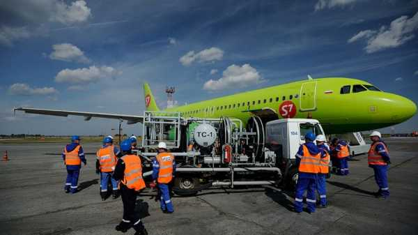 Газпром нефть и S7 Airlines осуществили авиазаправку на блокчейне cryptowiki.ru