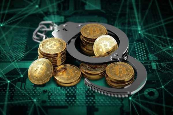 Житель Украины задержан за кражу криптовалют cryptowiki.ru