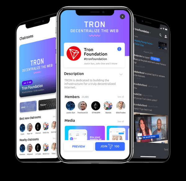 Instagram, Telegram и Venmo на TRX cryptowiki.ru