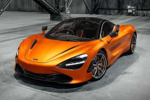 Американец в 19 лет купил на ворованные биткоины McLaren 2018 года cryptowiki.ru