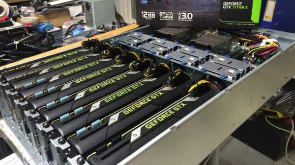 Nvidia: продажи видеокарт для майнинга «заметно упали» cryptowiki.ru