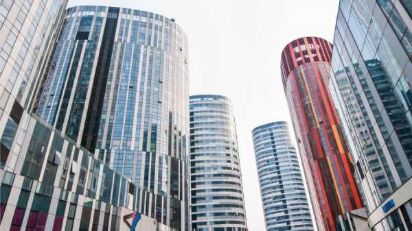 В финансовом районе Пекина запретили рекламу криптовалют cryptowiki.ru