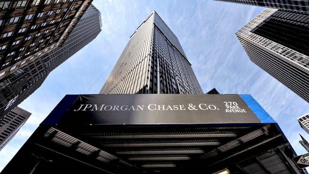 Здание JPMorgan